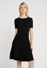 BOSS - IVELNA - Jumper dress - black - 0
