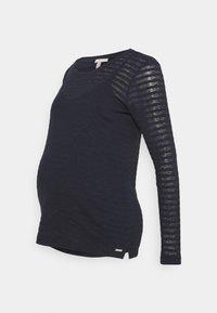 Esprit Maternity - NURSING - Long sleeved top - night sky blue - 0