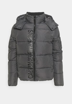 ESSENTIALS JACKET - Winter jacket - gray