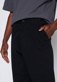 Dr.Denim - JAY PANT - Straight leg jeans - black - 3