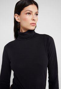 J.CREW - TISSUE TURTLENECK - Longsleeve - black - 4