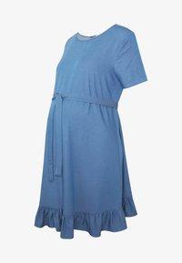 Paulina - MISSION - Day dress - blue - 5