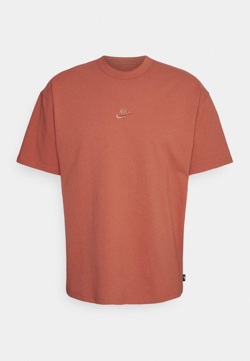 Nike Sportswear - TEE PREMIUM ESSENTIAL - T-shirt basic - light sienna