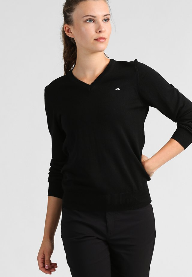 AMAYA  - Pullover - black