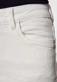 Morgan - PETRA - Slim fit jeans - off-white - 3
