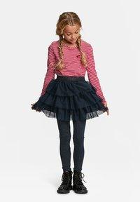 WE Fashion - A-line skirt - dark blue - 1