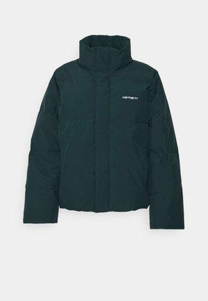 DANI JACKET - Down jacket - frasier/white