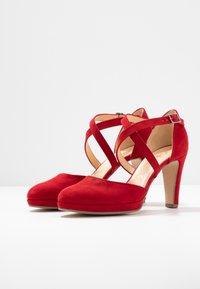 Gabor - High heels - cherry - 4