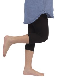 Calzitaly - 2 PACK  - Leggings - Trousers - black - 1