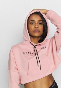 Pink Soda - PRIMROSE HOODIE - Jersey con capucha - soft pink - 3