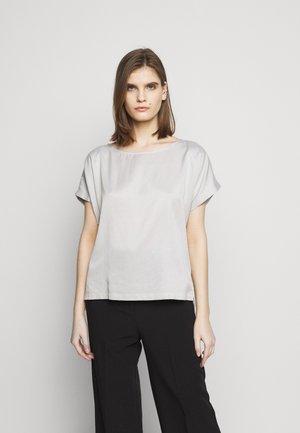 SOMIA - Basic T-shirt - grau