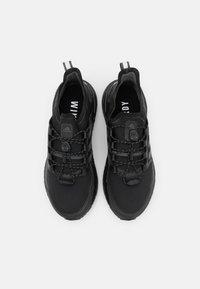 adidas Performance - ULTRABOOST PRIMEKNIT RUNNING SHOES - Neutral running shoes - core black/iron metallic - 3