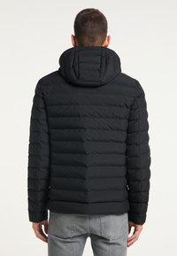 TUFFSKULL - Winter jacket - schwarz - 2