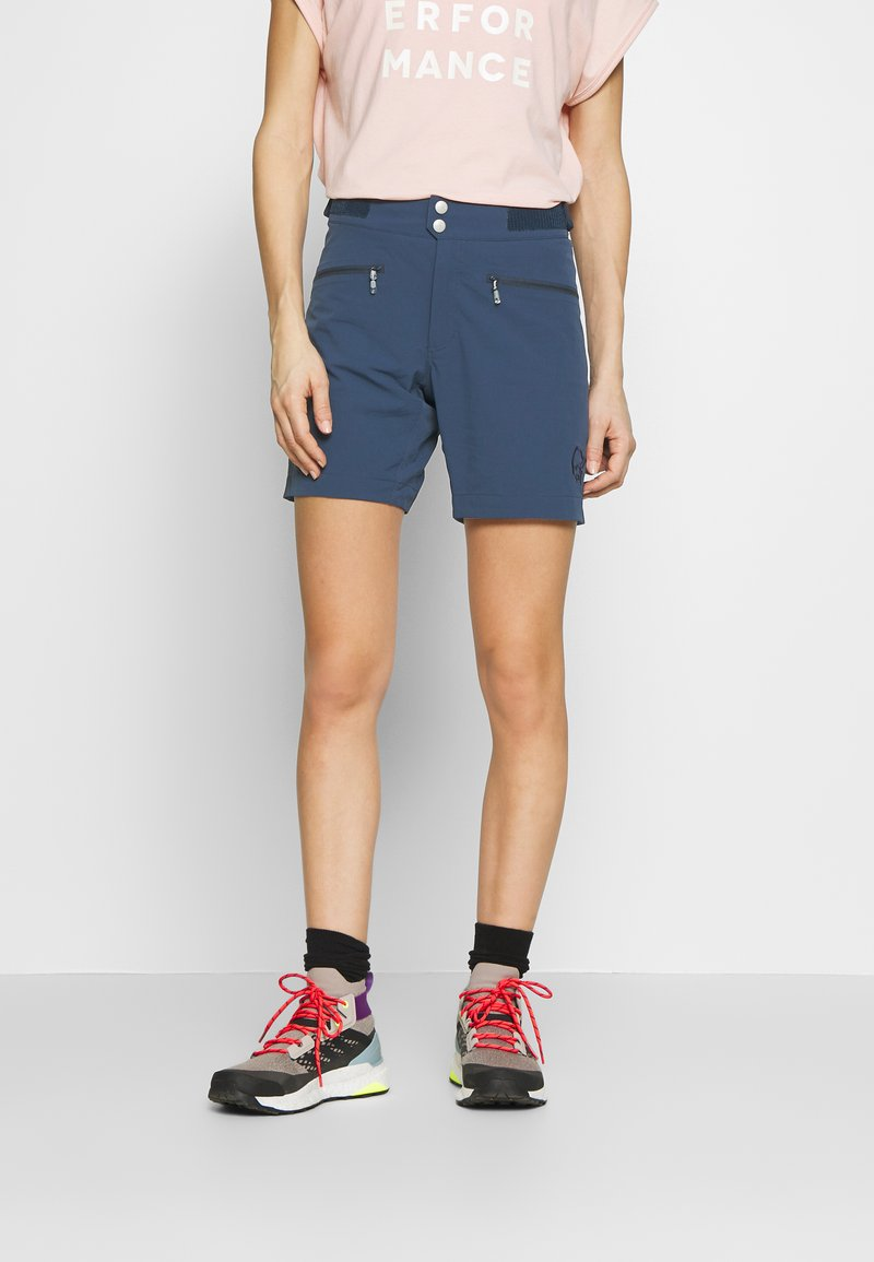 Norrøna - BITIHORN LIGHTWEIGHT - Sports shorts - indigo night