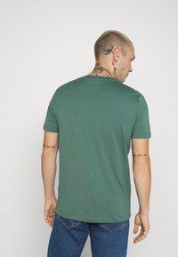 Diesel - T-DIEGOS-K35 T-SHIRT - Print T-shirt - turquoise - 2