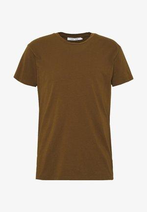 KRONOS  - Basic T-shirt - brown