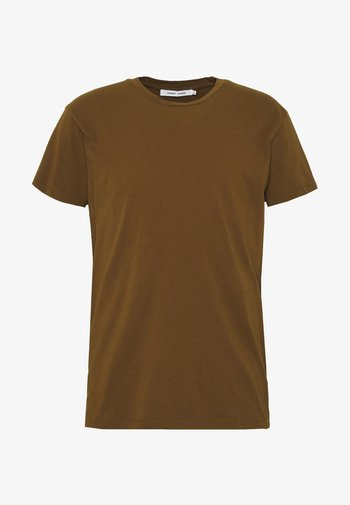 KRONOS  - T-shirt - bas - brown