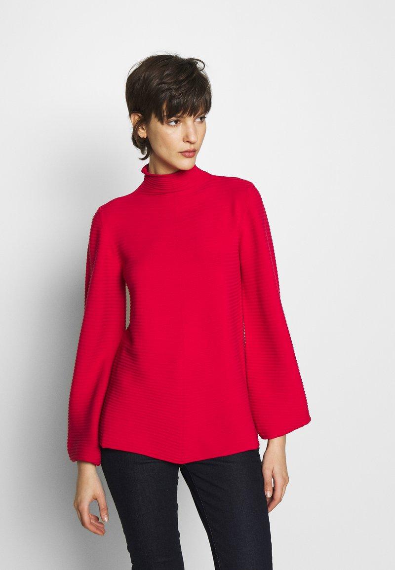 Emporio Armani - Strickpullover - red