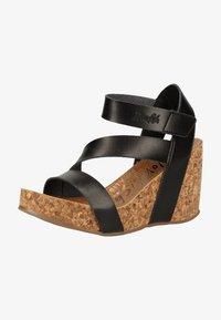 Blowfish Malibu - Platform sandals - black - 0