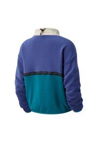 New Balance - Sweatshirt - magnetic blue - 1