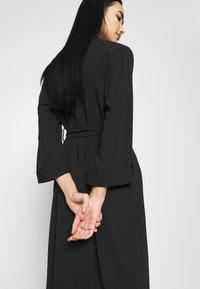 Monki - ANDIE DRESS - Kjole - black dark unique - 5