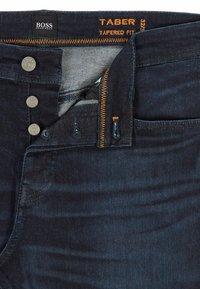 BOSS - Straight leg jeans - dark blue - 5