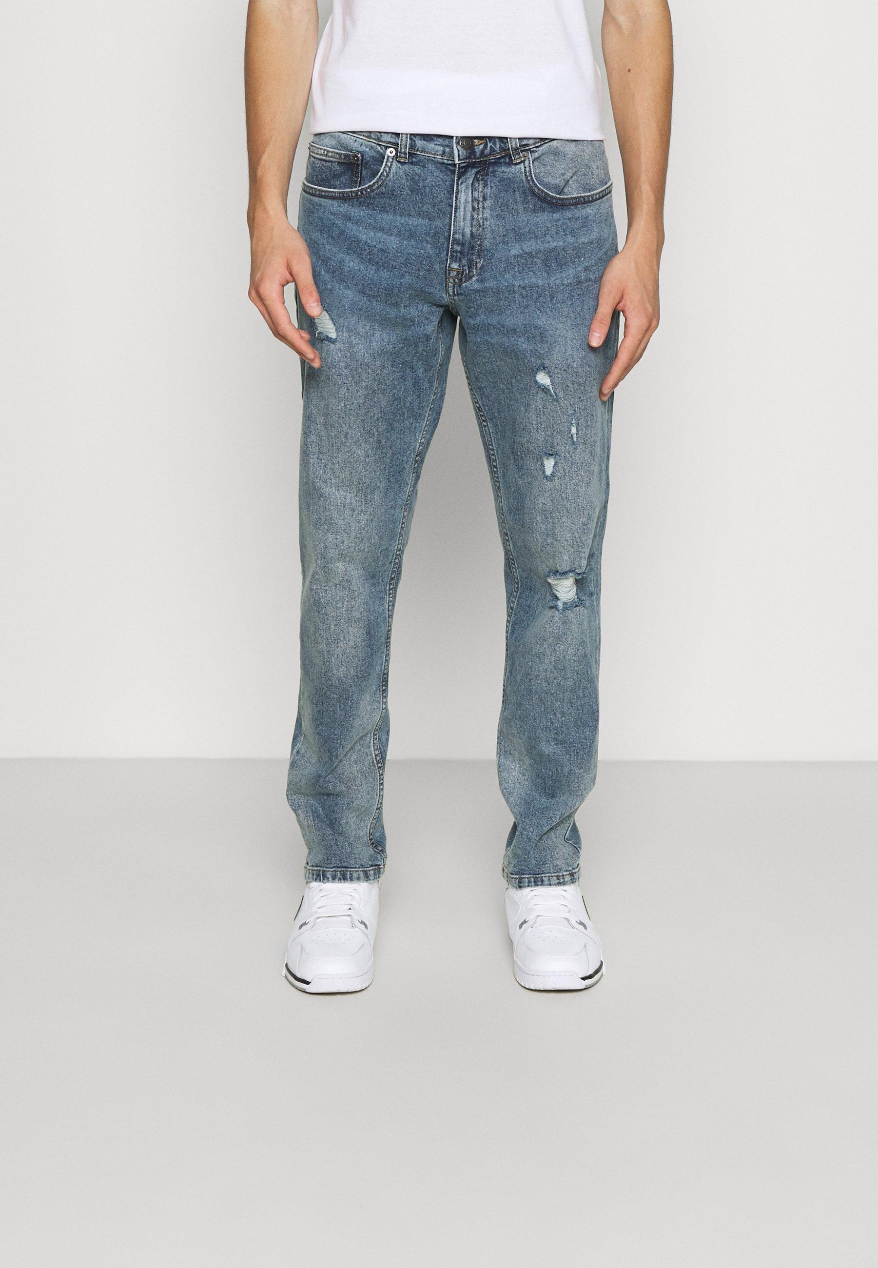 Men NEPARIS DESTROY - Relaxed fit jeans