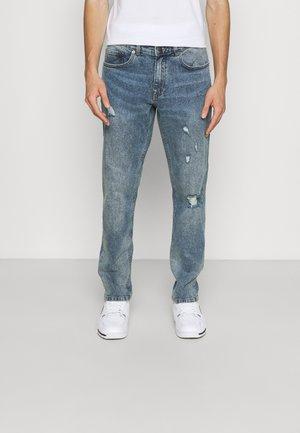 NEPARIS DESTROY - Jeans baggy - light blue