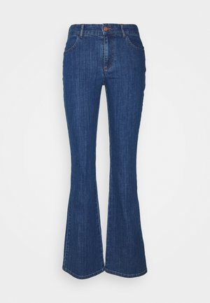Flared Jeans - denim