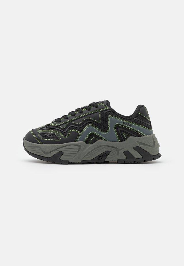 SCARPA DONNA WOMANS SHOES - Sneakersy niskie - dark grey