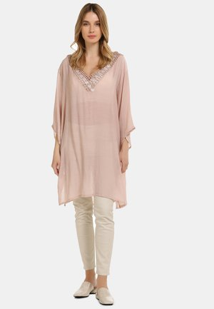TUNIKA - Tunic - light pink