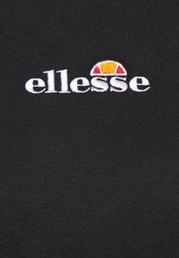 Ellesse - MIYANA - T-shirts basic - black - 5