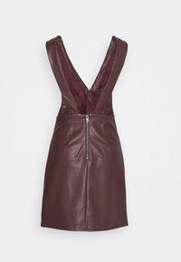 Dorothy Perkins - PINNY DRESS - Day dress - purple - 1
