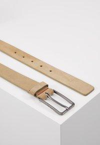 HUGO - GOLIA - Belt - light beige - 2