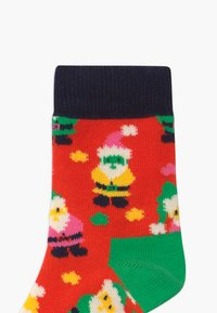 Happy Socks - CHRISTMAS HOLIDAY GIFT 3 PACK UNISEX - Socks - red - 2