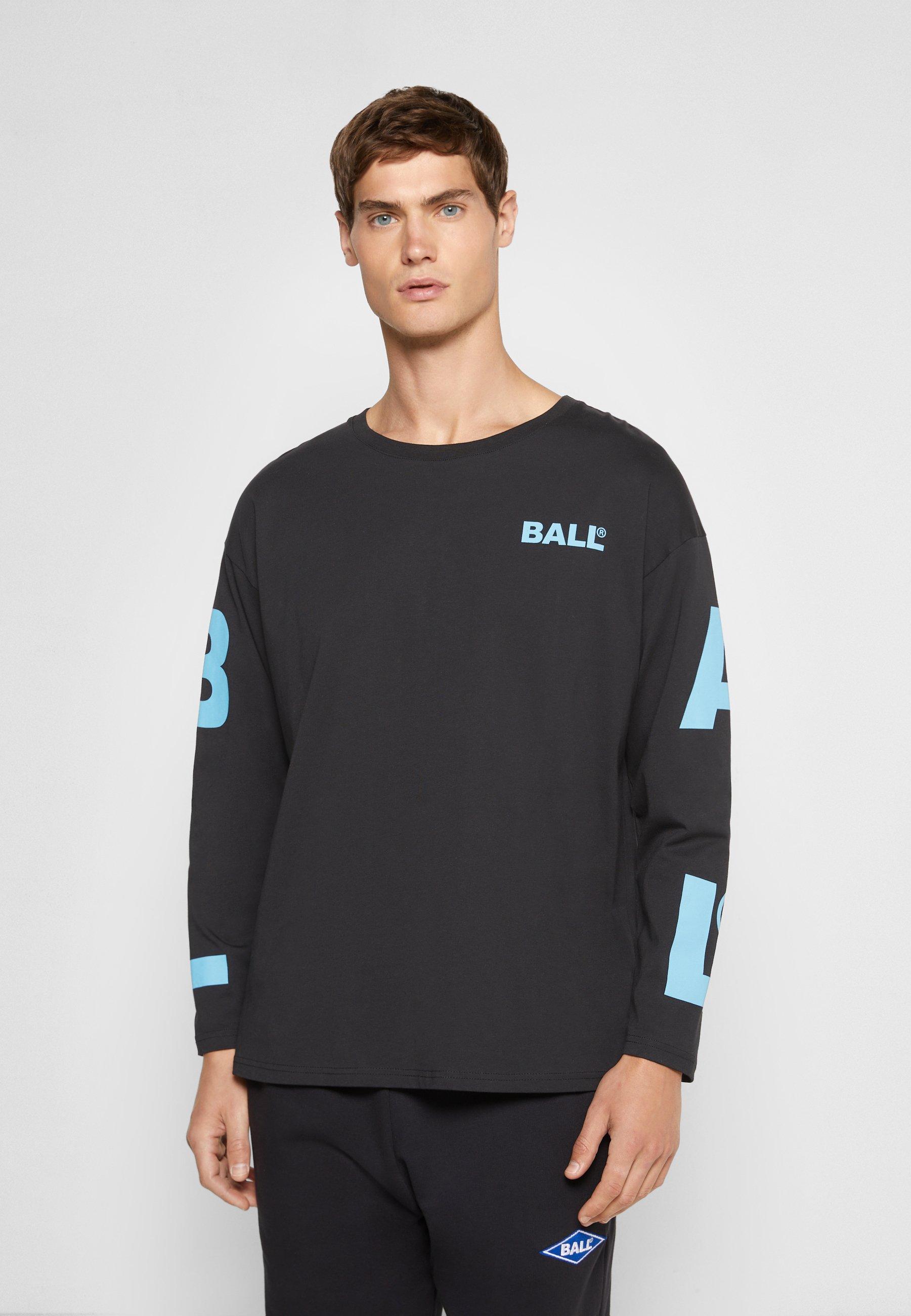 Homme BALL LS - T-shirt à manches longues