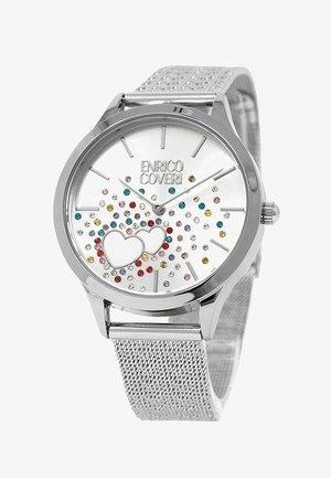 CRYSTAL - Horloge - silver