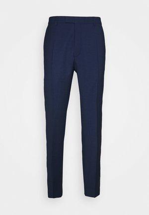GUN - Suit trousers - light blue