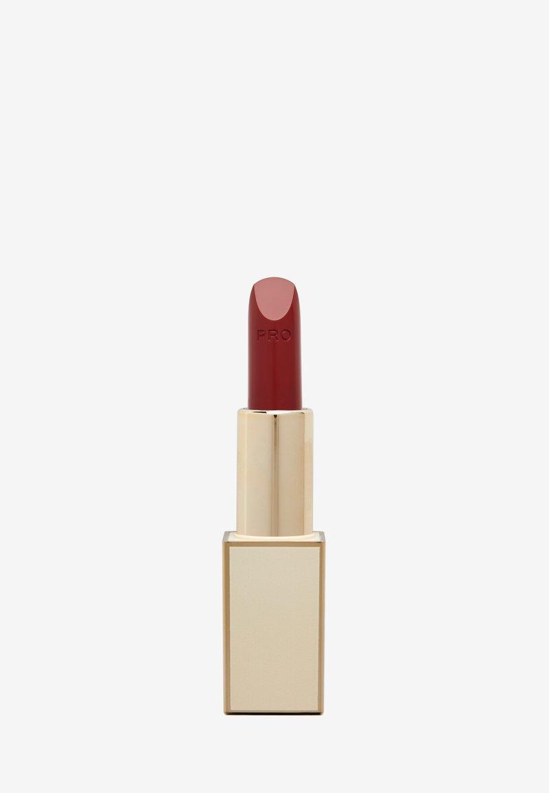 Revolution PRO - ROCKSTAR HYDRATING SHINE LIPSTICK - Lipstick - passion