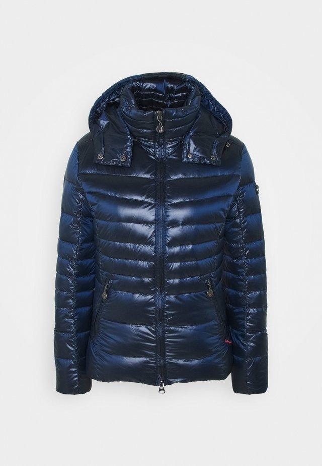 Down jacket - midnight blue