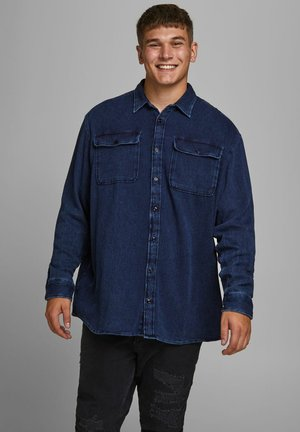Chemise - dark blue denim