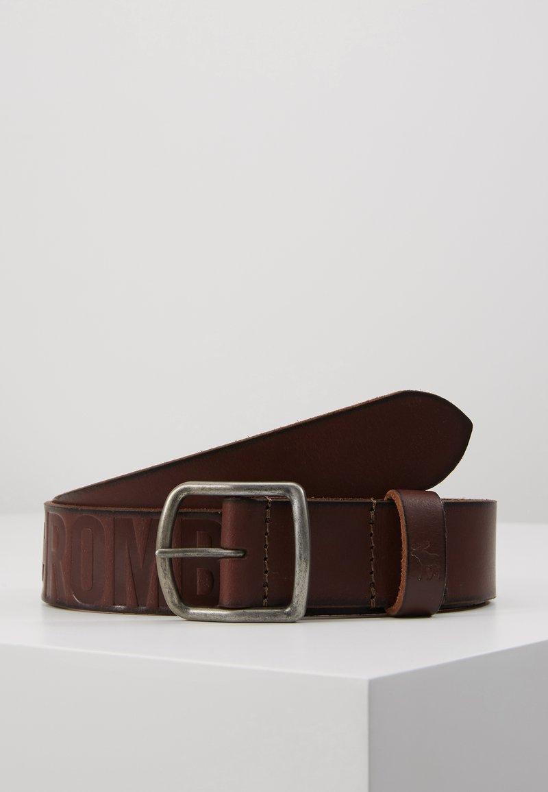 Abercrombie & Fitch - Pásek - brown