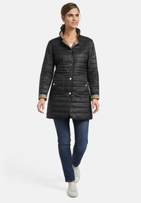 Basler - Winter coat - beige - 0