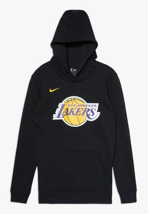 NBA LOS ANGELES LAKERS HOODIE LOGO - Hoodie - black