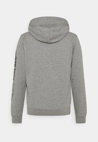 Replay - Zip-up hoodie - medium grey melange - 1