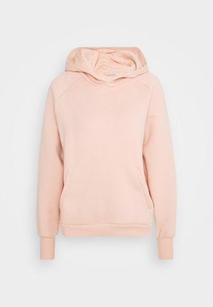 HANG ON - Mikina skapucí - washed pink