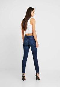 River Island - MOLLY - Jeans Skinny Fit - dark blue - 2