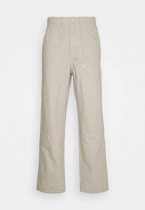 DARIEN TROUSERS - Pantaloni - beige