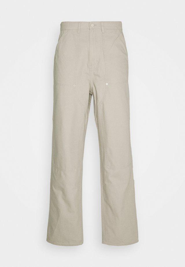 DARIEN TROUSERS - Trousers - beige