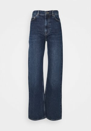 Jeans Straight Leg - blue dark